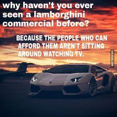 Lamborghini ads