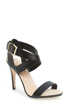 Ted Baker London 'Bienvenues' Leather Sandal (Women) available at #Nordstrom