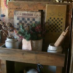 THE PRAIRIE HOUSE PRIMITIVES: Welcome to Our Home~A Prairie House Christmas