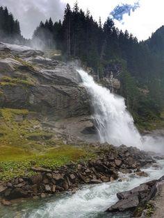 Krimmler Wasserfall - Top Attraktion in Salzburg! Hol dir wichtige Tipps und weitere Inspirationen für deinen Urlaub in Österreich!