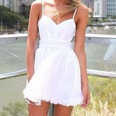 Halter Jumpsuit Skirt