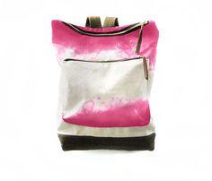 Fuschia City Backpack