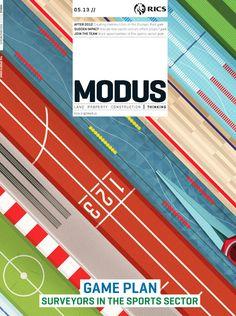 Modus Magazine / May Issue on Behance