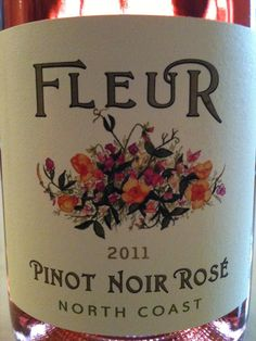Fleur Pinot Noir Rosé North Coast 2011 - Wine Review http://vinopete.com/fleur-pinot-noir-rose-north-coast-2011-wine-review Join us for VinoChat weekly http://vinopete.com/vinochat/ Thursday's at 6pm Pacific Time starting August 9th, 2012