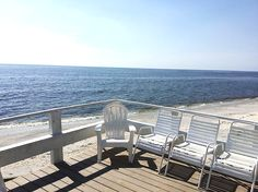 Relax on our Sunset Deck!
