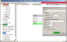 ByteScout PDF Multitool es un software gratuito, compatible con el sistema operativo Windows, para leer, editar y convertir todo tipo de documentos PDF.