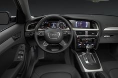 2014 Audi A4 Review, Ratings, Specs, Prices, and Photos - The Car Connection
