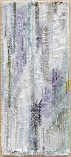 "Ludmila Aristova -- The Alternation of Seasons/Winter, 23"" x 10.5"""