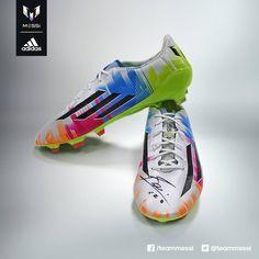 Botines de Lionel Messi