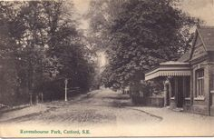 Ravensbourne park catford