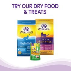 Wellness Natural Grain Free Wet Canned Cat Food Salmon