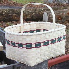 Melissa's Basket from Basket Maker's Catalog