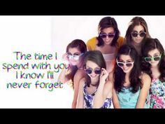 Cimorelli | Million Bucks (Lyrics Video) - YouTube