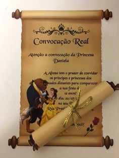 fiesta de 15 aos Birthday Invitations: 75 Inspirations to Surprise Your Guests! Beauty And Beast Birthday, Beauty And The Beast Theme, Beauty And Beast Wedding, Disney Beauty And The Beast, Sweet 16 Decorations, Quince Decorations, Quinceanera Decorations, Quinceanera Party, Quince Invitations