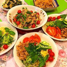 わからないまま初投稿です よろしくお願いしますm(__)m - 22件のもぐもぐ - サラダうどん  野菜炒め 千切り大根 by miyako129469256