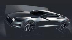 Watch @Audi designers talk us through the Prologue concept design > https://youtu.be/7LjBRGIlhB0