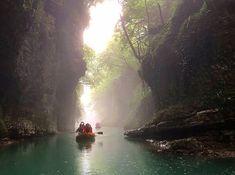 Martvili Canyon en Okatse Canyon vanuit Kutaisi in Georgië Georgie, Insta Posts, Travel, Europe, Rice, Viajes, Destinations, Traveling, Trips