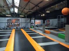 Urban Jump Indoor Trampoline Park Marseille