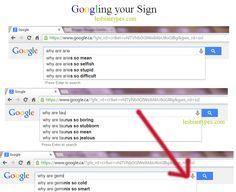 So this is what happens when you Google your Zodiac Sign :) #aries #taurus #gemini #cancer #leo #virgo #libra #scorpio #sagittarius #capricorn #aquarius #pisces #lesbian