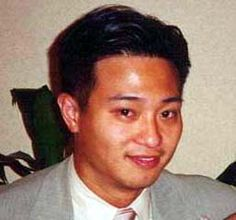 "Arnold A. Lim- 28, worked as an analyst at Fiduciary Trust International @ WTC. Arnold was the youngest of three brothers. His brother Jorge was nearly 10 years older ""I remember changing his diaper, cleaning up after him..I remember the first time that he went to kindergarten, everyone had fun because I was the one who used to go on a lot of school field trips with him.""  His family threw him an engagement party two weeks before September 11th. #9/11 #project2996"
