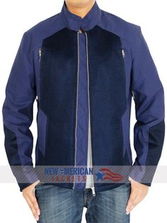 Blue Steve Rogers Captain America Jacket is available on high quality Cotton fabric at only NewAmericanJackets Store with up to discount along Free gifts. Captain America Jacket, Captain America Costume, Winter Clothes Sale, Fall Jackets, Cotton Jacket, Steve Rogers, Jackets Online, Jacket Style, Winter Soldier
