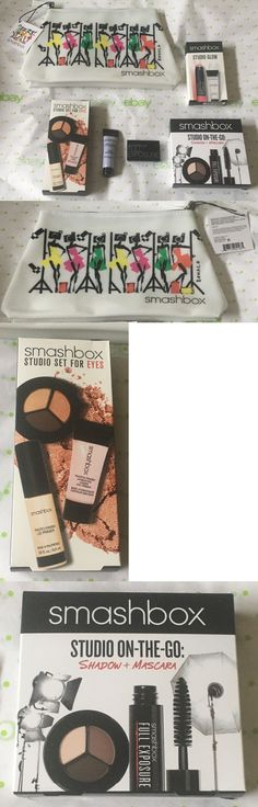 Makeup Bags and Cases: Smashbox Deluxe Samples Lot 9 Deluxe Samples Donald Robertson Cosmetic Bag Bnwt -> BUY IT NOW ONLY: $34 on eBay!