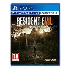 Chollo en Amazon España: Videojuego Resident Evil 7 por solo 34,99€ (un 50% de descuento sobre el precio de venta recomendado y precio mínimo histórico)
