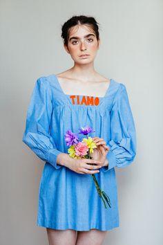 Stromboli Ti Amo Dress