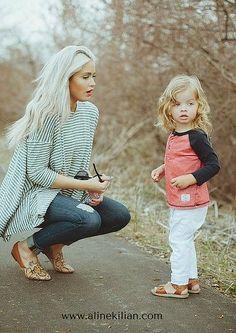 Aline Kilian Consultoria de Imagem | 5 Dicas para as mães com estilo sem perder o conforto