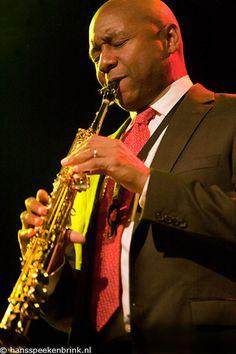 Branford Marsalis @ North Sea Jazz by Hans Speekenbrink