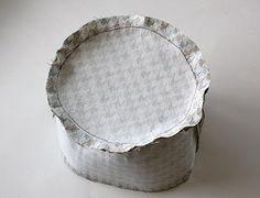 Bucket Hat Tutorial by Sew Much Ado
