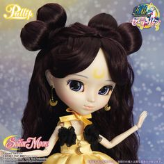 Sailor Moon Luna Pullip