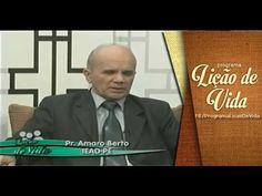 Testemunho do Pastor da Amaro Berto. Um belíssimo testemunho de vida...