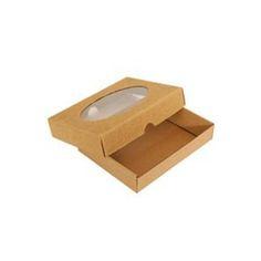 Darčeková krabička 200x150x35 s okienkom