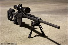 XLR Evolution Chassis with a Remington 700 SPS Tactical Action - YES PLEASE!!