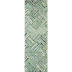 Safavieh Handmade Nantucket Multicolored Cotton Rug (2'3 x 7') - Overstock™ Shopping - Great Deals on Safavieh Runner Rugs