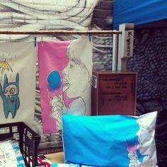 #blenderlnartistmarket #streetartmelbourne #melbournestreetart #melbourne #art - @nowherecreek- #webstagram