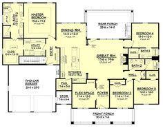 Very nice, workable Floor plan