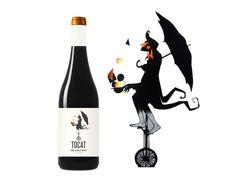 tocat_de_ala coca i fito  #etiquetas #vino #label www.prettywines.com