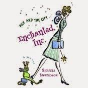 HODGEPODGESPV: BOOK REVIEW: Enchanted, Inc. (Enchanted, Inc., #1)