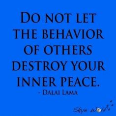 Inner Peace by Dalai Lama