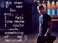 Aw Tobias ~Divergent~ ~Insurgent~ ~Allegiant~ (an excerpt from Divergent written from Four's perspective)