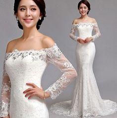romantic royal tube mermaid wedding dresses 2016 Luxurious abendkleider flower belt wedding dress backless