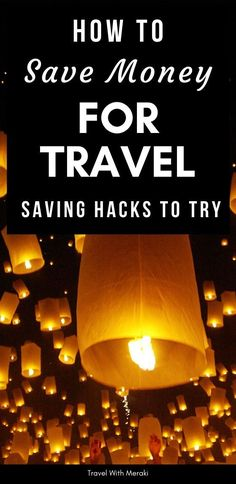 Now is the perfect time to save for your next trip. Get planning and saving for the trip of a lifetime. Travel Fund, Travel Money, Budget Travel, Ways To Save Money, Make More Money, Money Saving Tips, Wanderlust Quotes, Best Travel Deals, Travel Planner