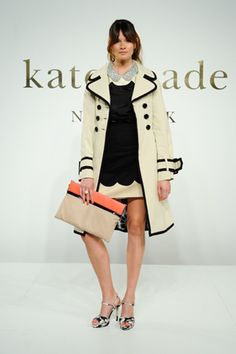 Kate Spade Coat | Kate Spade In Coat. Part of Accesories Fashion : Kate Spade Spring ...
