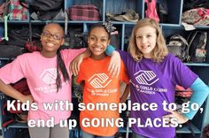 At Boys & Girls Clubs in Tennessee kids go places! We believe in helping GREAT FUTURES START HERE!