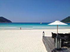 Bayu Beach Bar #Redang #Island #Malaysia