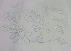 Cisne con crisantemos Embroidery Motifs, Ribbon Embroidery, Crazy Quilt Stitches, Painting Templates, Patch Aplique, Quilt Stitching, Mavis, Painted Rocks, Needlework