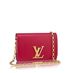 Chain Louise GM - - Soft Leather | LOUIS VUITTON