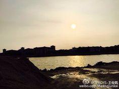 Karry Weibo Update translation : The world in my eyes.#wangjunkai #karrywang #TFBOYS王俊凯 #王俊凯